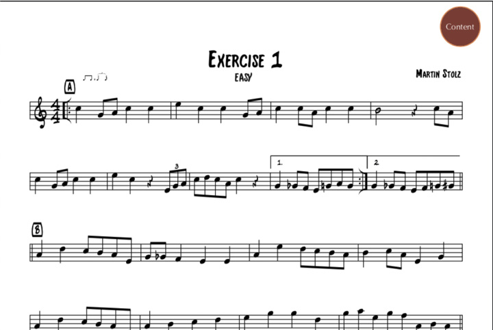Jazz Studies Exercise 1