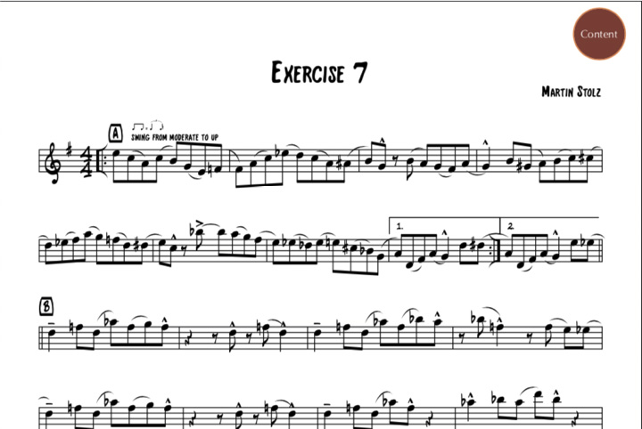 Jazz Studies Exercise 7